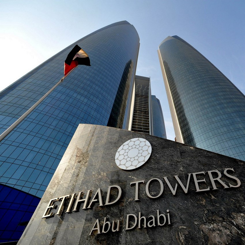 Ethiad Towers