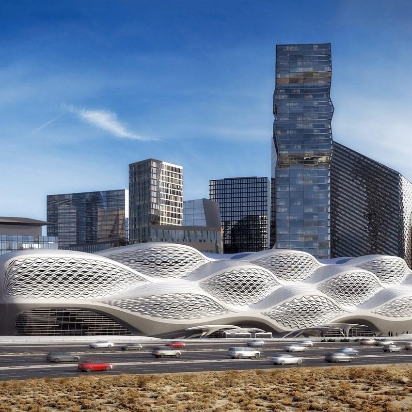 KAFD - King Abdullah Financial District