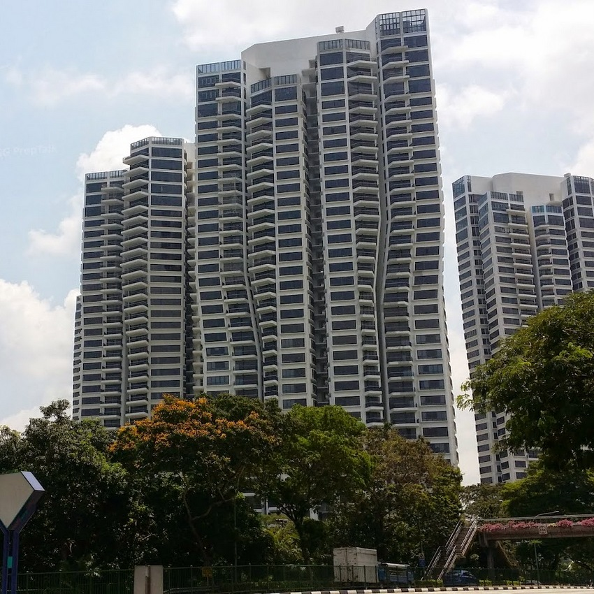 D'Leedon High End Condo