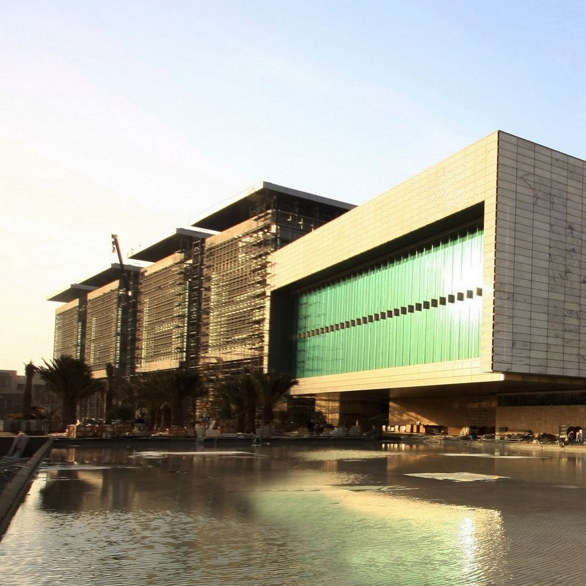 KAUST - King Abdullah University of Science & Technology