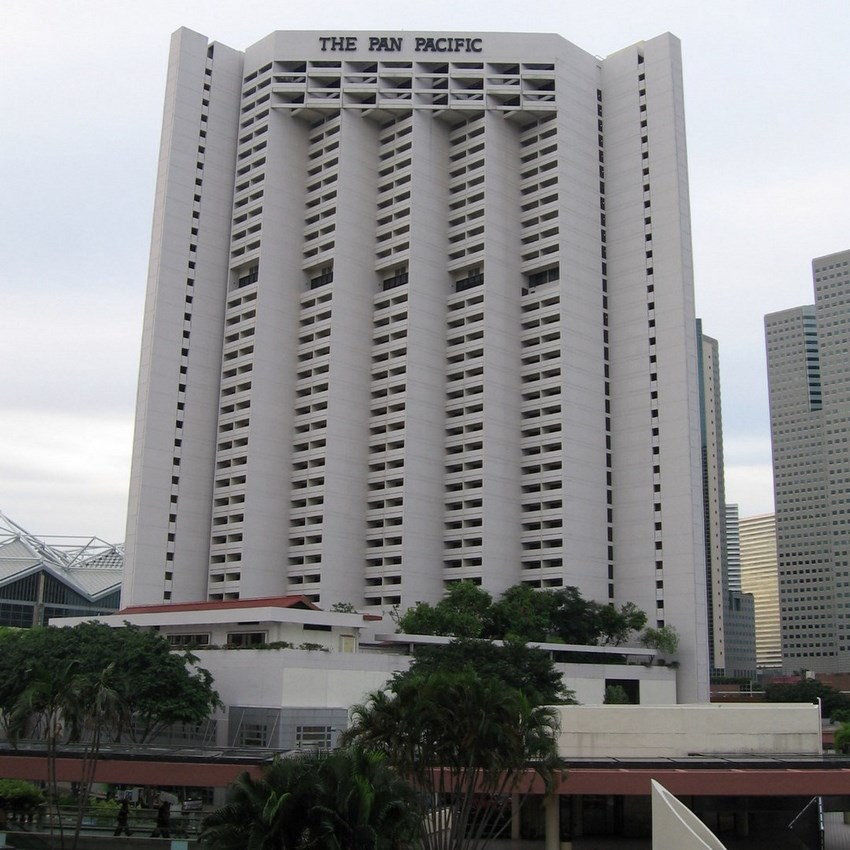 Pan Pacific Hotel