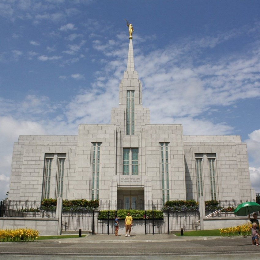 The Latter Day Saints Temple