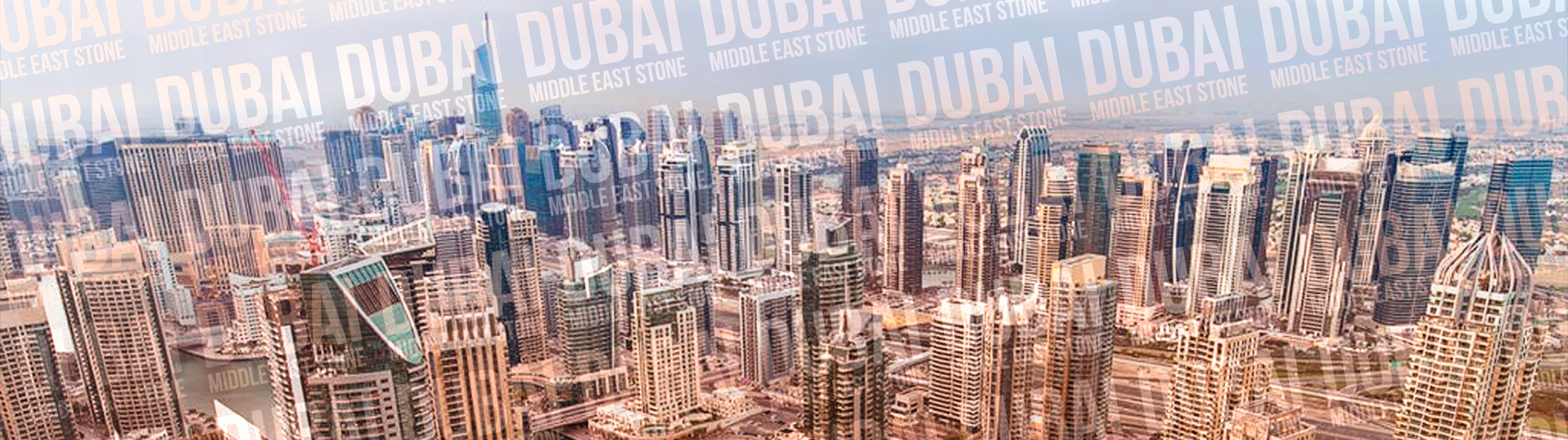 Faber at Middle East Stone in DUBAI