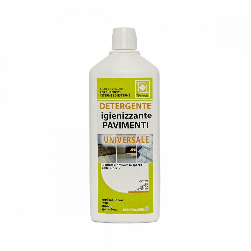 Detergente Per Cotto Esterno detergente igienizzante pavimenti universale - faber