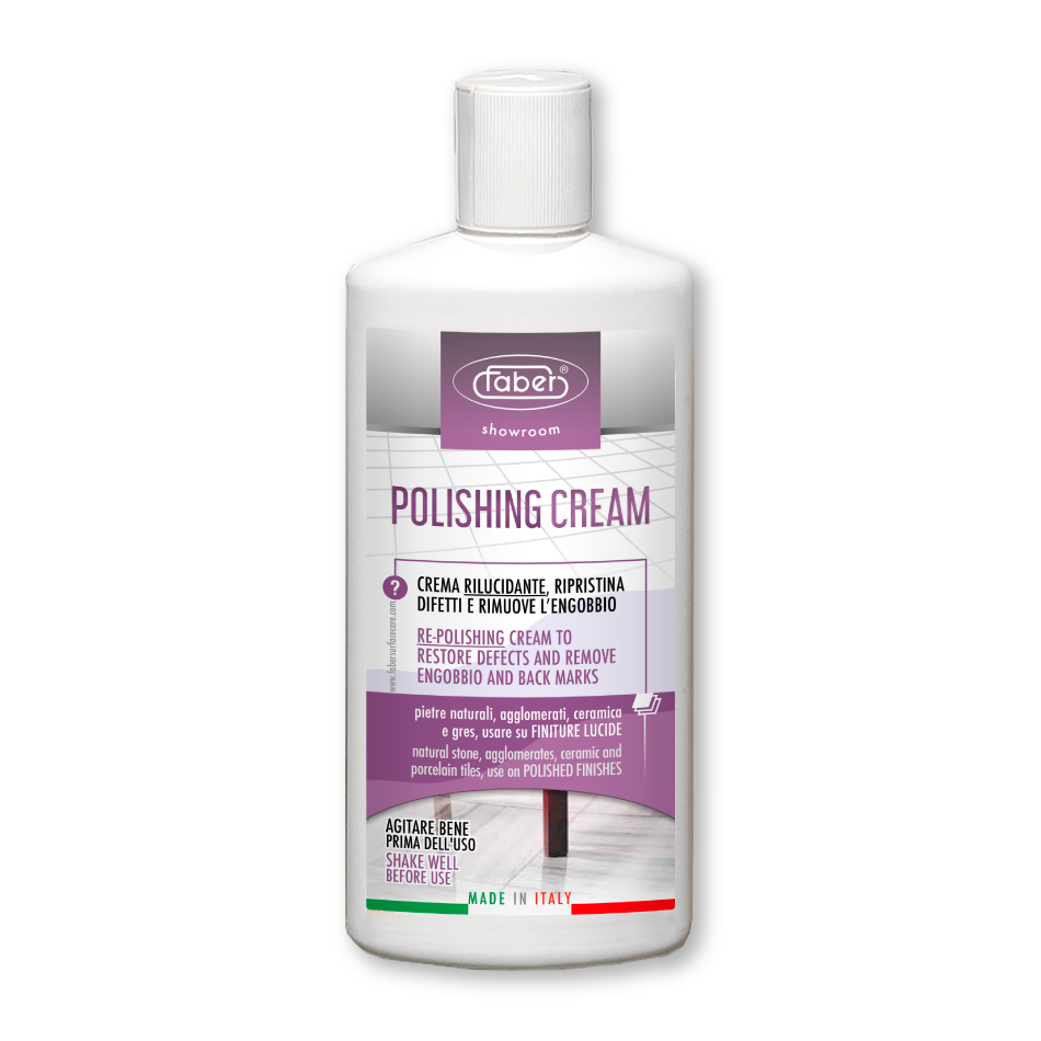 Polishing Cream For Marble And Tiles