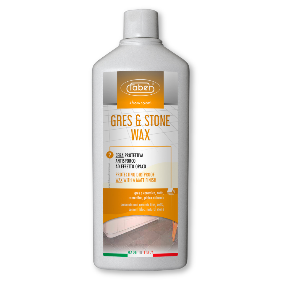 Cera Per Gres Effetto Legno gres & stone wax – cera protettiva opaca per pavimenti