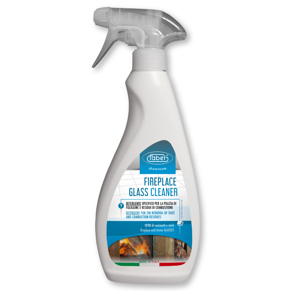Fireplace Glass Cleaner Cleaner For Fireplace And Stove Glass