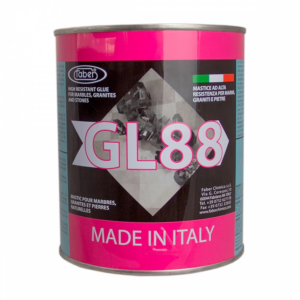 GL 88 - Marble and Granite Glue - Faber