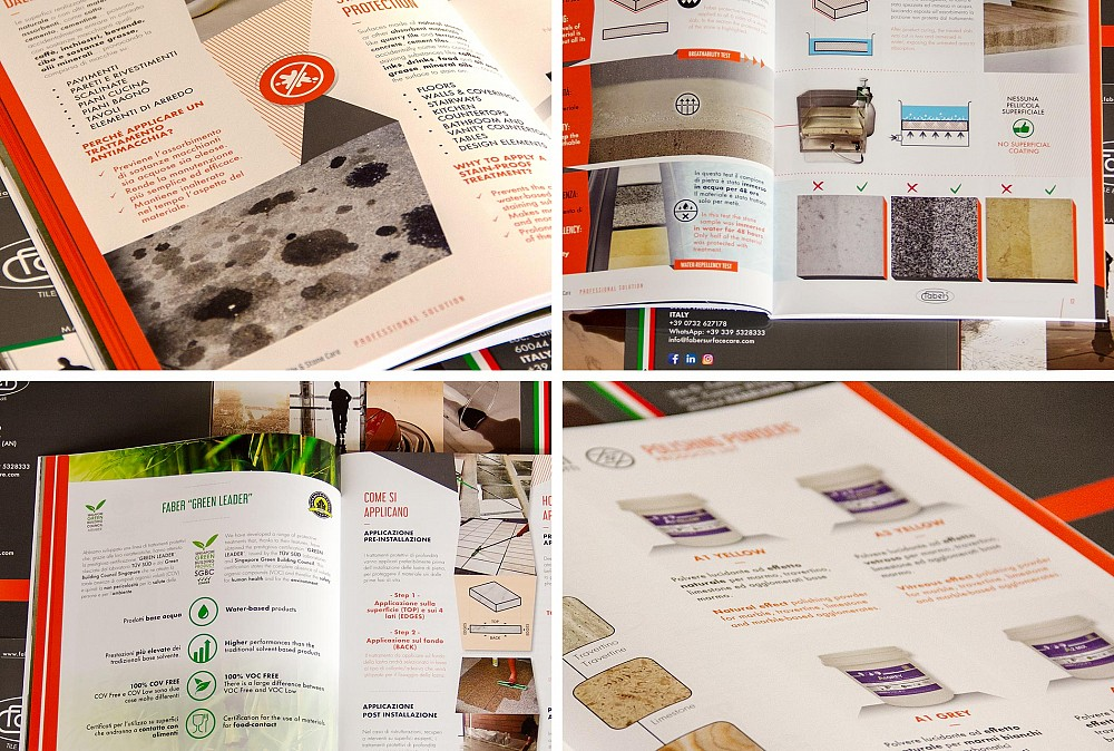 New catalog for professionals is available