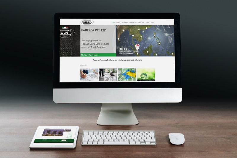 FABERCA's new website is on-line!