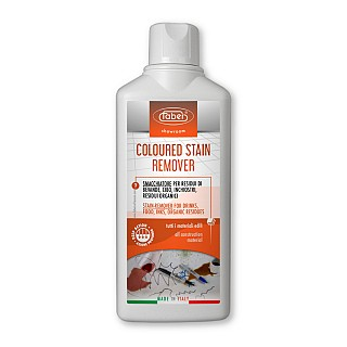 COLOURED STAIN REMOVER
