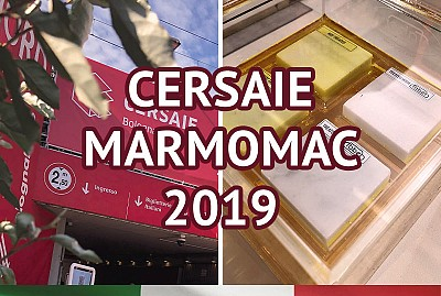 Faber @ CERSAIE and MARMOMAC 2019